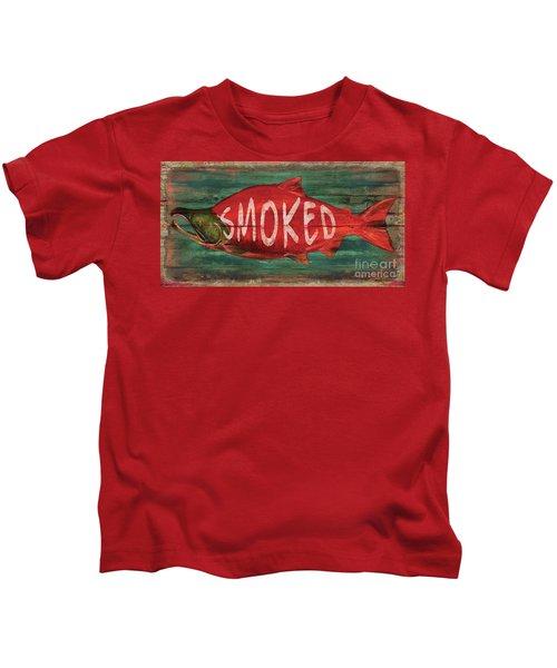 Smoked Fish Kids T-Shirt