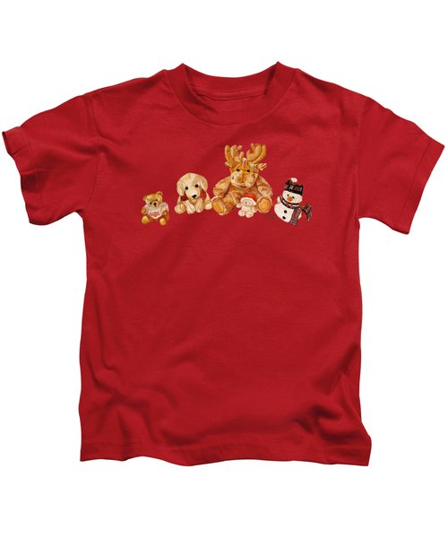Snowy Patrol Kids T-Shirt