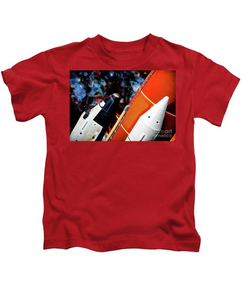 Space Shuttle Kids T-Shirt