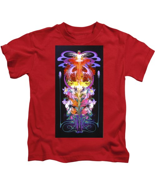 Spark Of Nature Kids T-Shirt