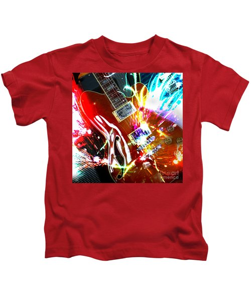 Sparks Fly Kids T-Shirt