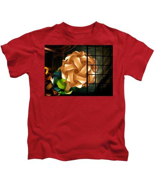 Spheres Of Light Kids T-Shirt