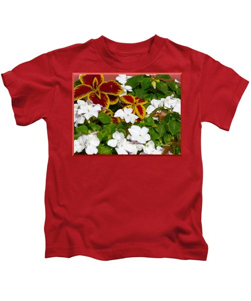 Spring Annuals Kids T-Shirt
