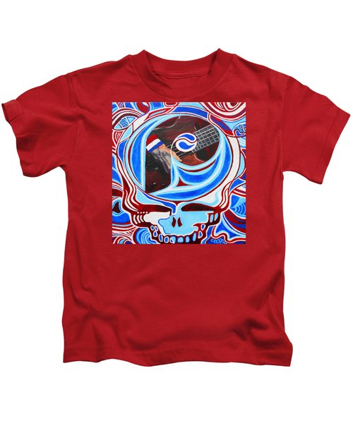 Steal Your Phils Kids T-Shirt by Kevin J Cooper Artwork