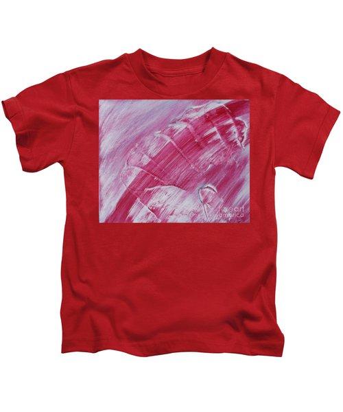 Strawberries N Cream Kids T-Shirt