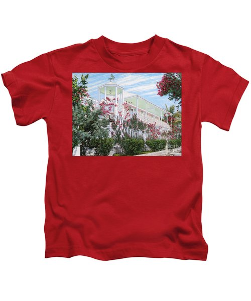 Strawberry House Kids T-Shirt