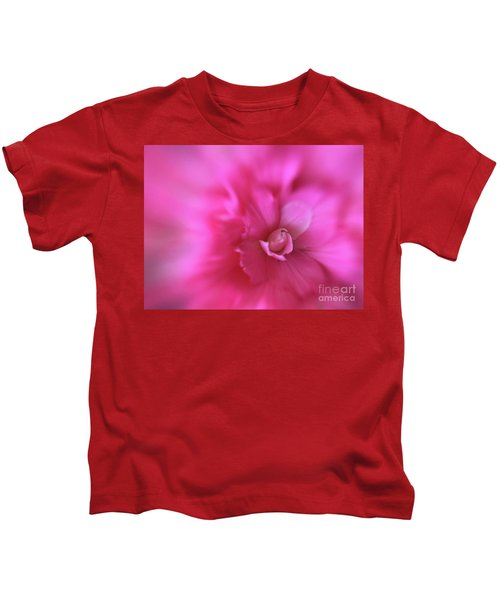 Subtle Begonia Kids T-Shirt