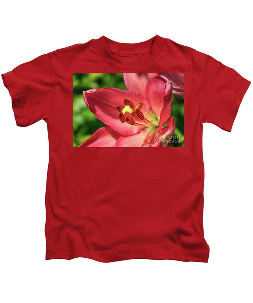 Summer Charm Kids T-Shirt