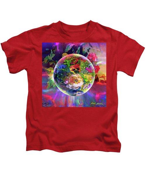 Summertime Passing Kids T-Shirt