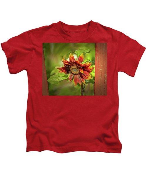 Sunflower #g5 Kids T-Shirt