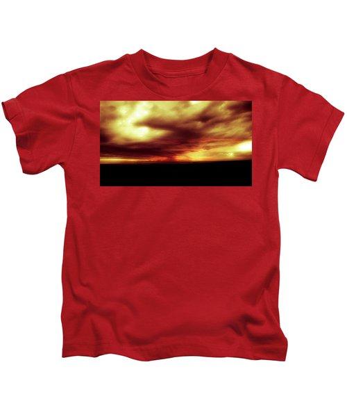 Sunset #6 Kids T-Shirt