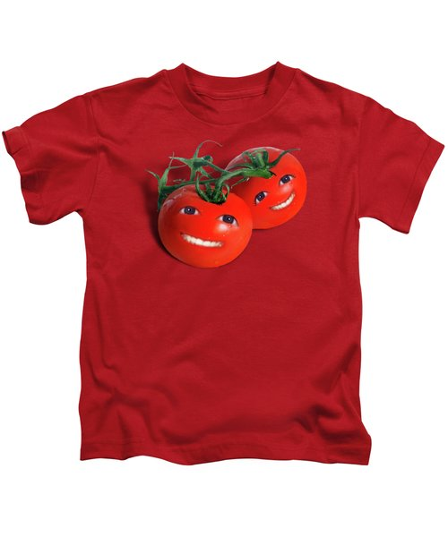 Sweet Tomatoes Kids T-Shirt