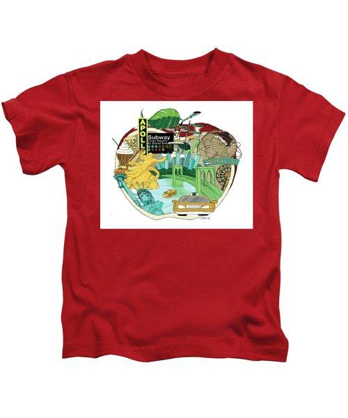 Take A Bite Kids T-Shirt