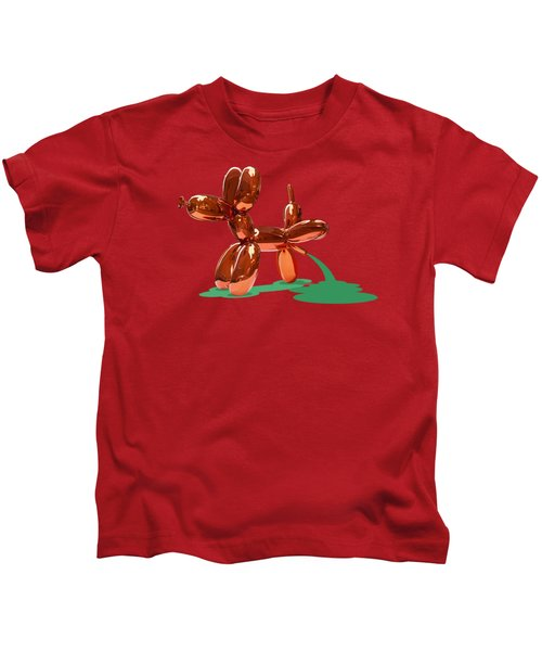 Taking The Piss Kids T-Shirt