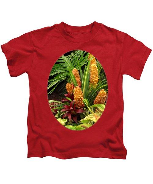 Tantalisingly Tropical Kids T-Shirt