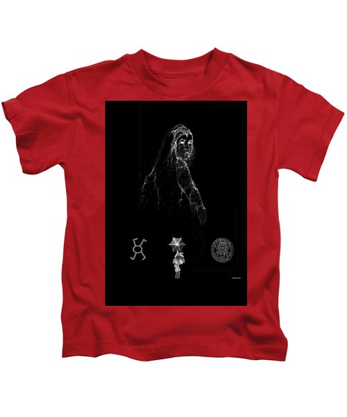 Taranchula  The Original Spider Woman Kids T-Shirt
