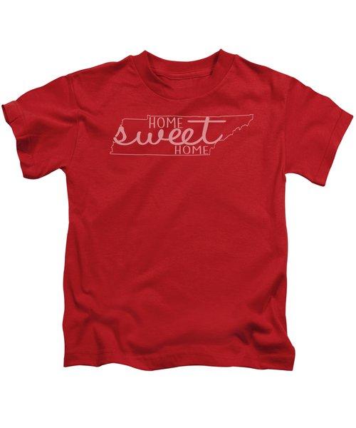 Tennessee Home Sweet Home Kids T-Shirt