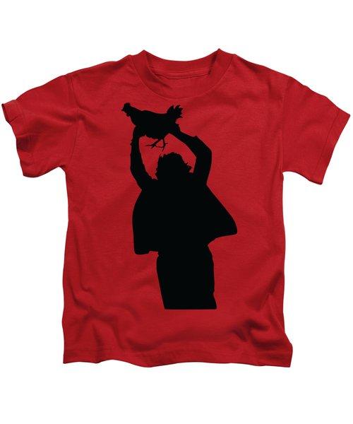 Texas Chicken Massacre Kids T-Shirt