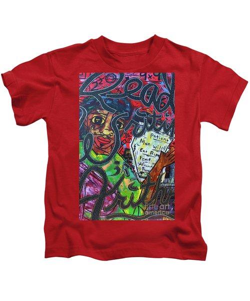 The 3 R's Kids T-Shirt