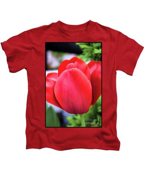 The Tulip Beauty Kids T-Shirt