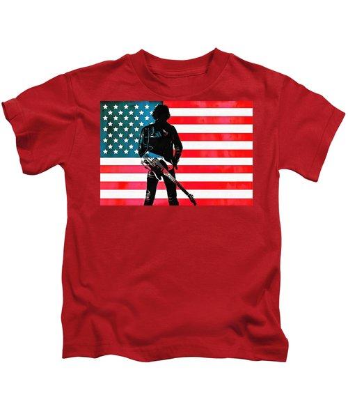 The Boss Kids T-Shirt