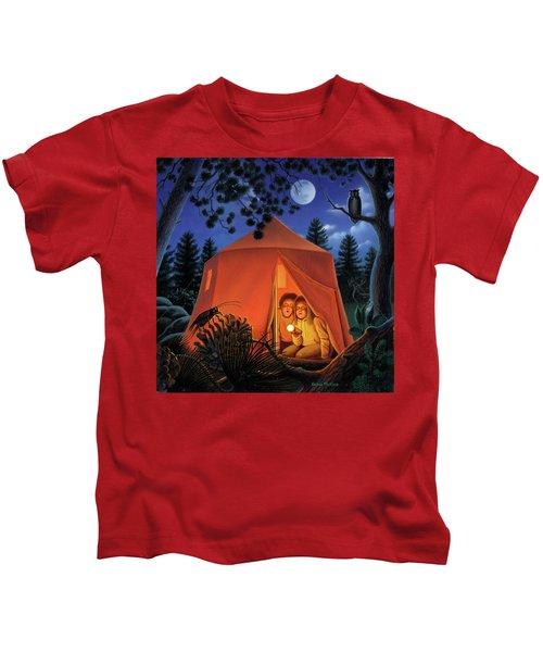 The Campout Kids T-Shirt