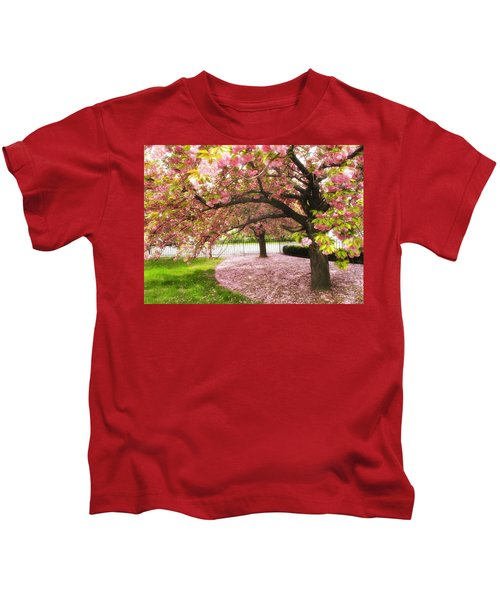 The Cherry Tree Kids T-Shirt