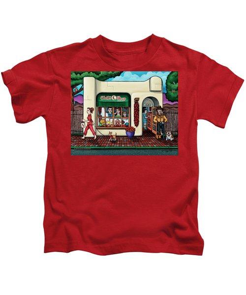 The Chile Shop Santa Fe Kids T-Shirt