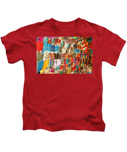 The Colour Of Morroco Kids T-Shirt