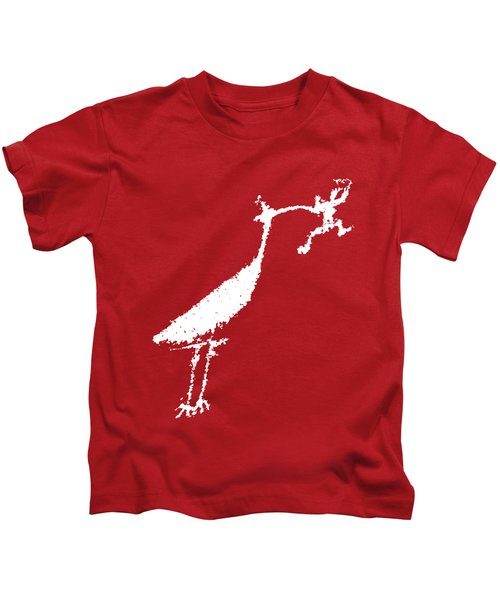 The Crane Kids T-Shirt by Melany Sarafis