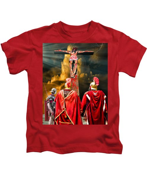 The Crucifixion Kids T-Shirt