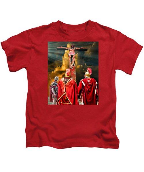 The Crucifixion Kids T-Shirt