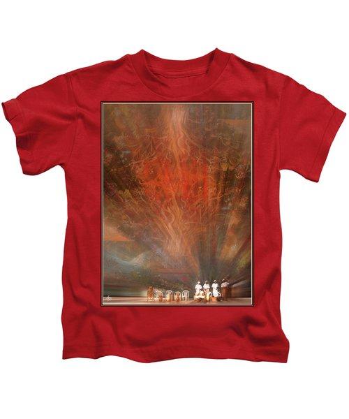 The Drumbeat Rising Kids T-Shirt
