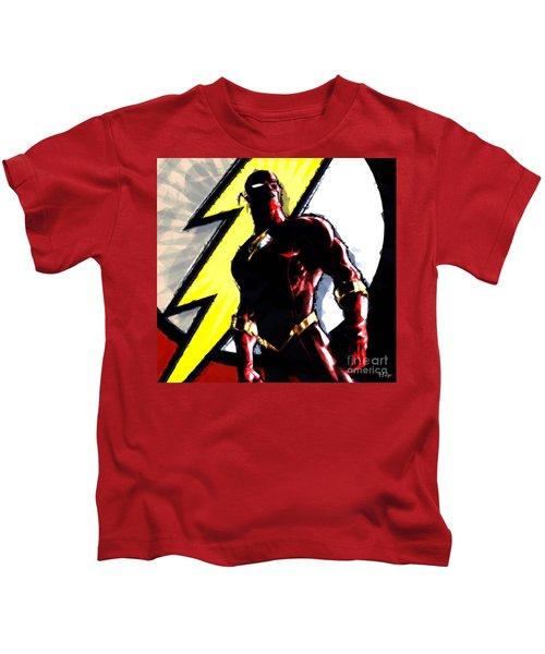 The Flash Kids T-Shirt