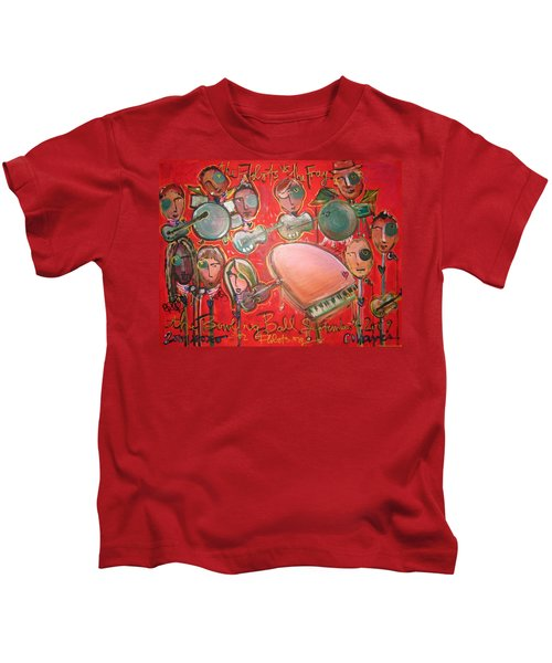 The Fray And The Flobots Kids T-Shirt
