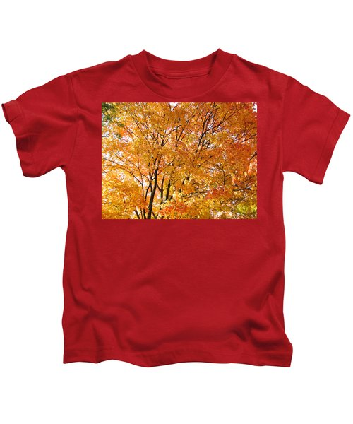The Golden Takeover Kids T-Shirt