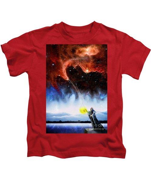 The Hermit's Path Kids T-Shirt