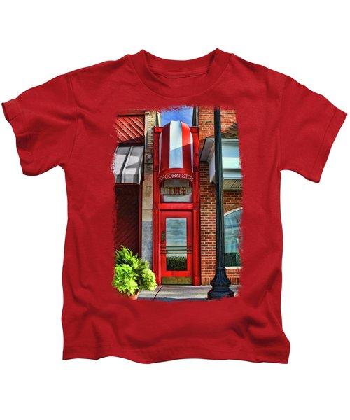 The Little Popcorn Shop In Wheaton Kids T-Shirt