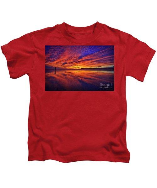 The Lone Photographer Kids T-Shirt