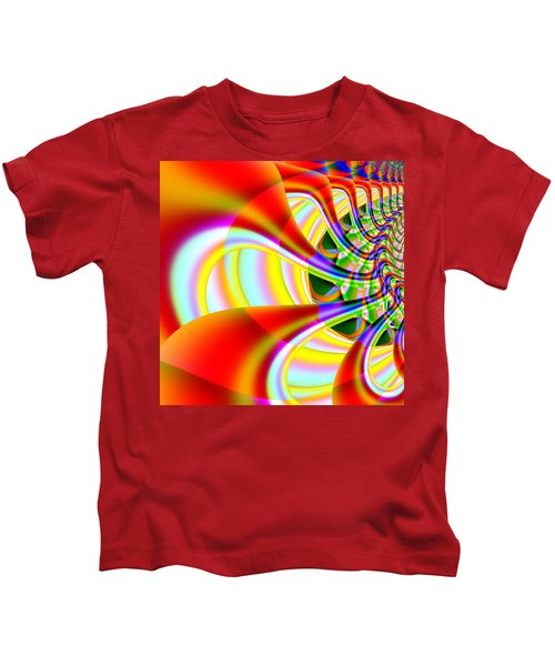 The Marching Band . Square . S14 Kids T-Shirt