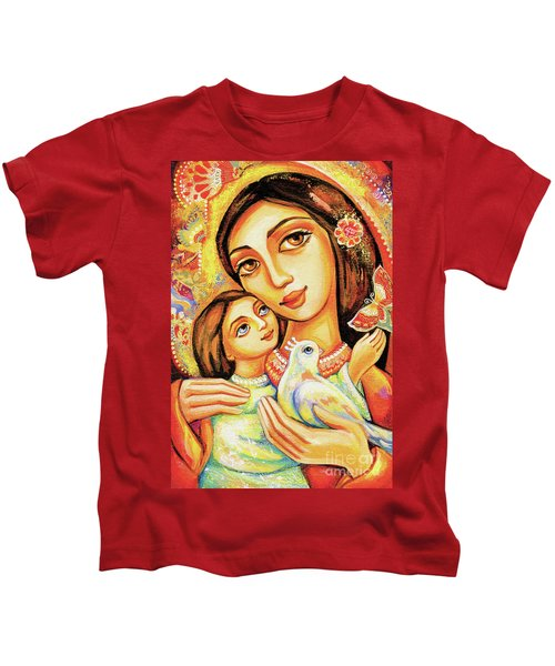 The Miracle Of Love Kids T-Shirt