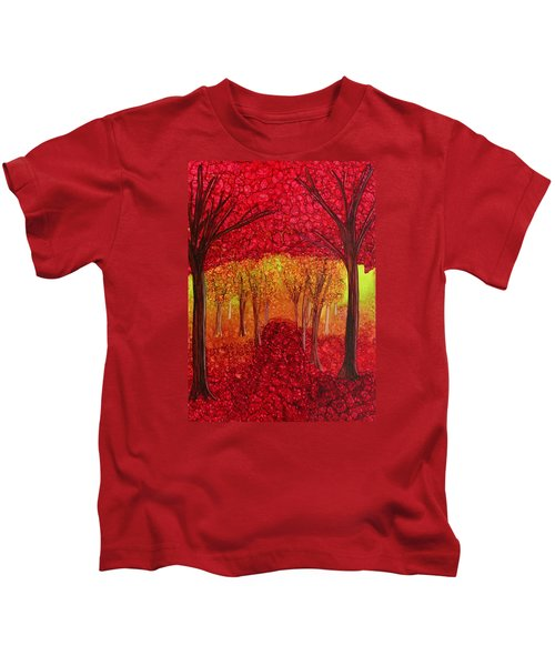 The Missing Colours Kids T-Shirt