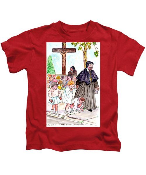 The Nuns Of St Marys Kids T-Shirt