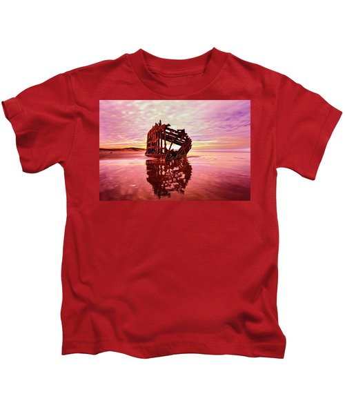 Peter Iredale Fantasy Kids T-Shirt
