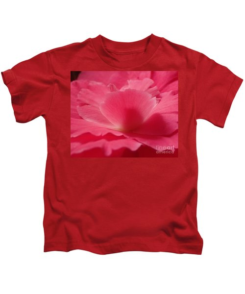 The Power Of Pink Kids T-Shirt