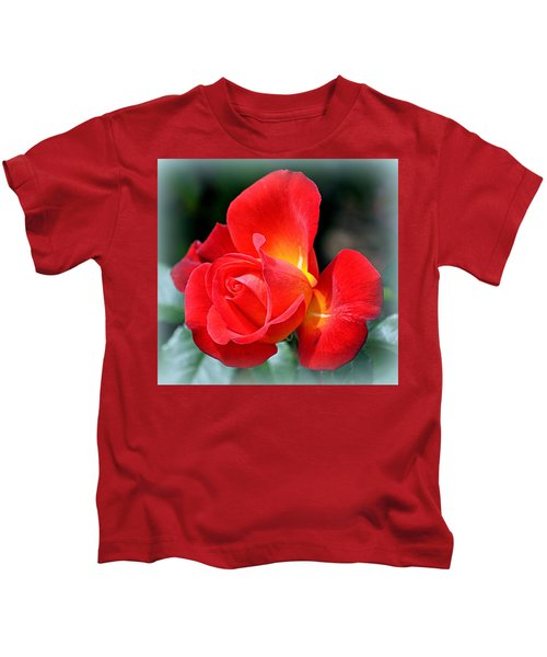 The Red Rose Kids T-Shirt