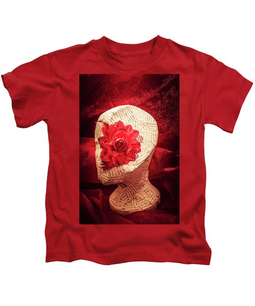 The Rise And Fall Kids T-Shirt
