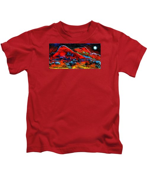 The Sound Of The Night Kids T-Shirt
