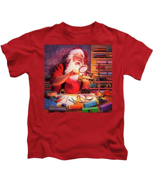 The Trainmaster Kids T-Shirt