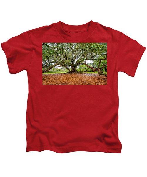 The Tree Of Life Kids T-Shirt